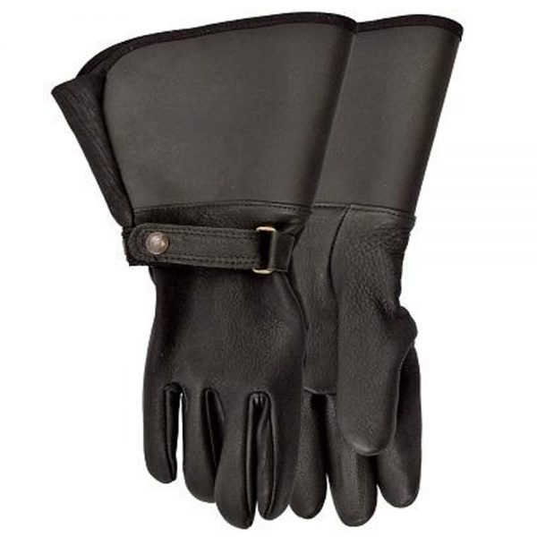 Watson Interstate Motorcycle Gloves - Black