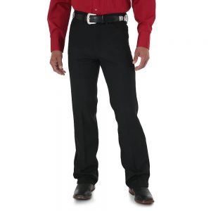 Men's Wrangler Wrancher Dress Pant - Black