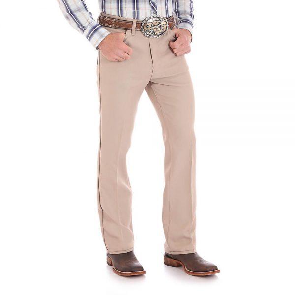 Wrangler Wrancher® Dress Jean - Khaki