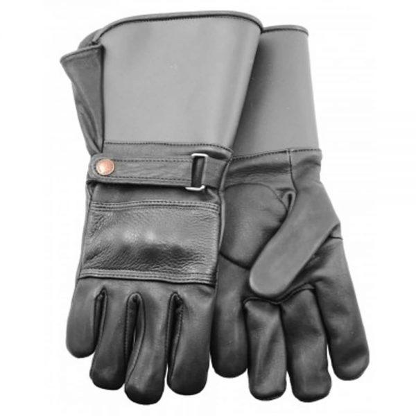 Watson Knuckle Duster Gloves - Black