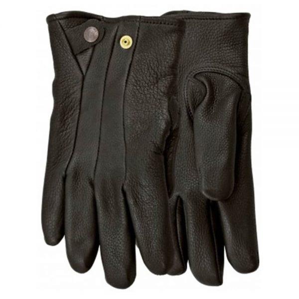 Watson Black Stag Gloves