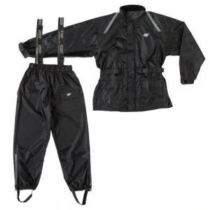 GKS Waterproof Two-Piece Motorcycle Rain Suit