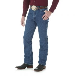 Wrangler® Cowboy Cut® Slim Fit Jean In Stonewashed