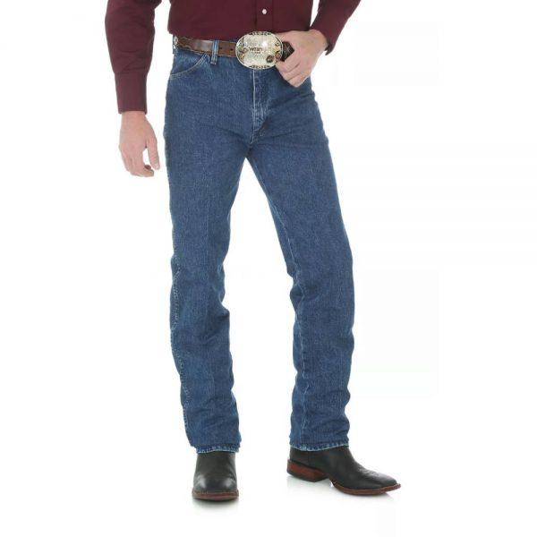 Wrangler® Cowboy Cut® Slim Fit Jean In Stonewashed