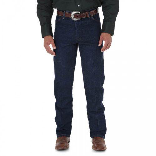 Wrangler 947STR Men's Stretch Original Fit Jeans - Blue