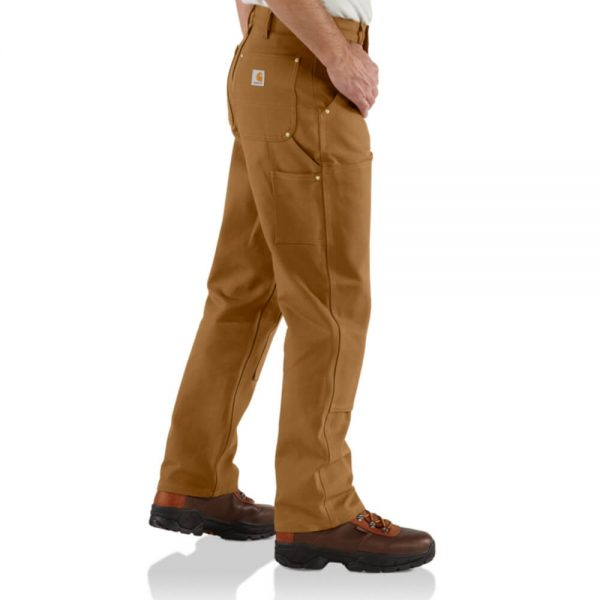 Carhartt Firm Duck Double-Front Work Dungaree
