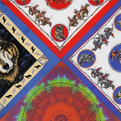 Bandanas - Patterns