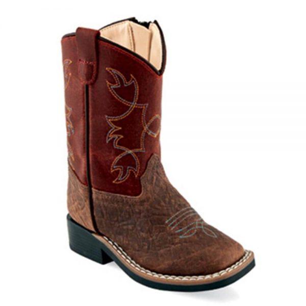 Old West Infants Western Cowboy Boots - BSI1912