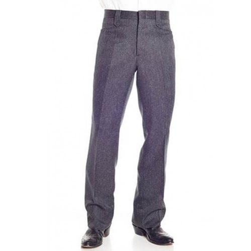 Men's Circle S Ranch Pant - Charcoal Grey