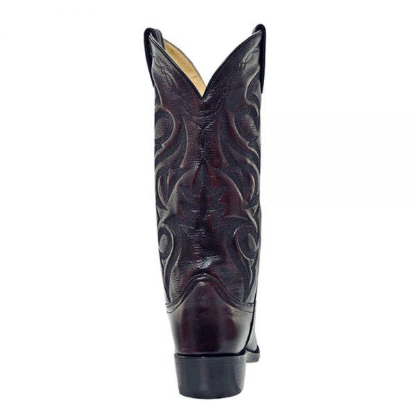 Dan Post Milwaukee Cowboy Boot - Black Cherry