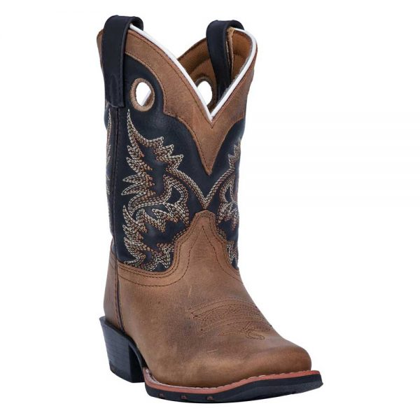 Dan Post Rascal Leather Youth Boot