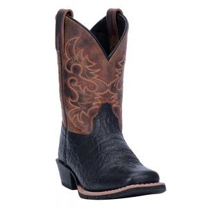 Dan Post Little River Leather Youth Boot