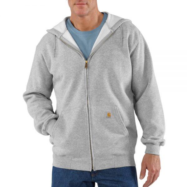 Carhartt Men's Midweight Hooded Zip-Front Sweatshirt