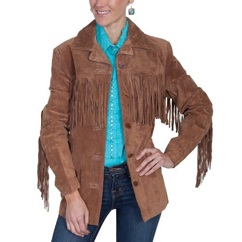 Scully - Women's L74-81 Leather Jacket
