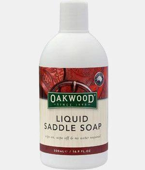 Oakwood Liquid Saddle Soap LS500