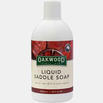 Oakwood Liquid Saddle Soap LS500
