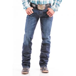 Cinch Jeans - Mens Ian Slim Fit May Dark Stonewash