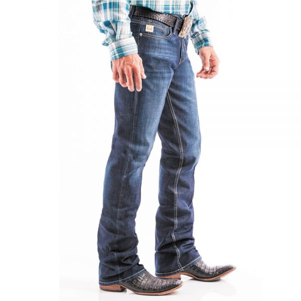 Cinch Jeans - Mens Ian Slim Fit May Dark Stonewash