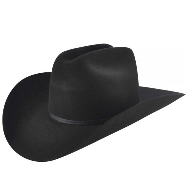 Bailey Hats - Stampede Cowboy Hat - Black