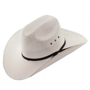 Western Southland Cowboy Hat - White