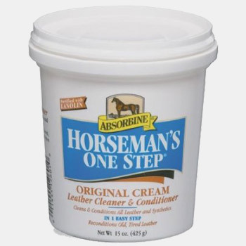 Horsemans One Step Tack Cleaner and Conditioner