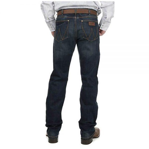 Men's Wrangler Retro® Slim Fit Straight Leg Jean