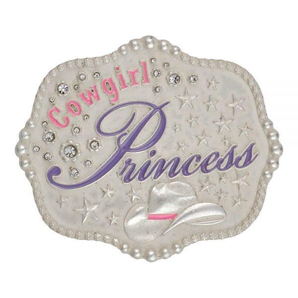 Montana Silversmith Attitude Buckle - Cowgirl Princess