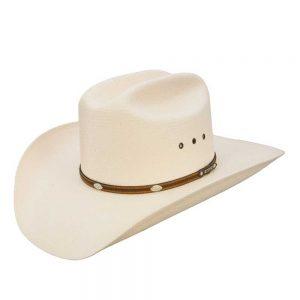 Stetson Alamo 8X Straw Cowboy Hat