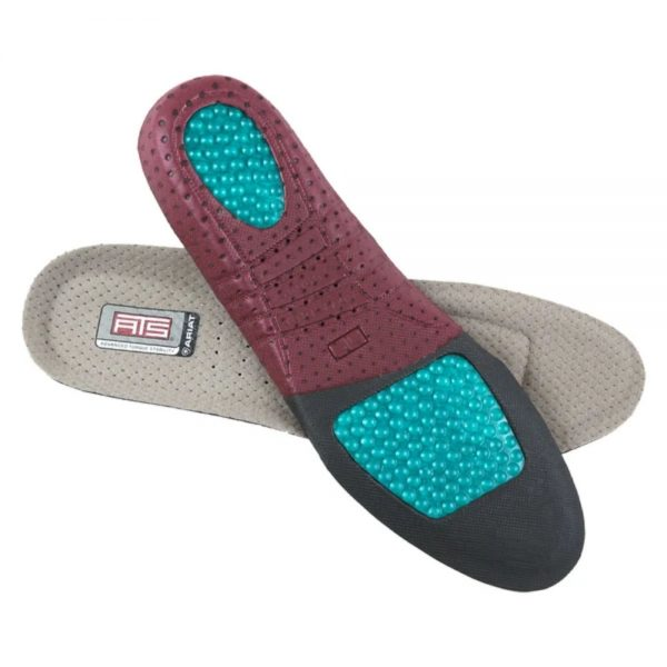 Ariat Men's ATS Round Toe Footbeds