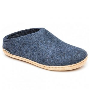 Glerups Slippers - Denim