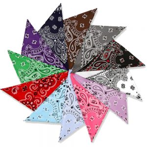 Bandanas - Traditional Style & Variety of Colours