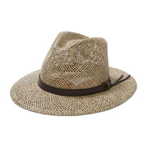 Baytown Vented Seagrass UV Outdoor Hat UPF 50+ by Stetson