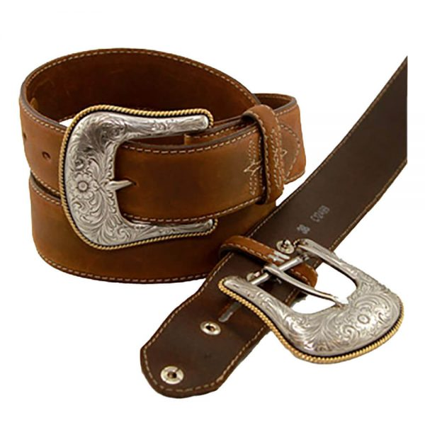 Belt and Buckle Sample