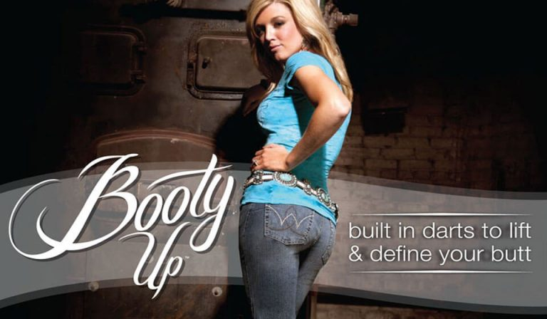 Wrangler Booty Up Jeans