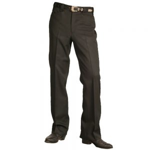 Men's Circle S Ranch Pant - Black