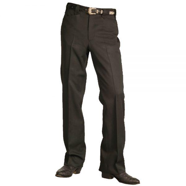 Men's Circle S Ranch Pant - Black