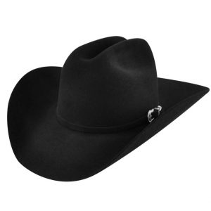 Bailey Lightning Hats - 4X Cowboy Hat - Black