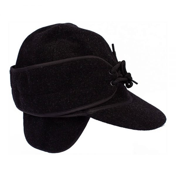 Wyoming Traders Mackenzie Wool Hat - Black