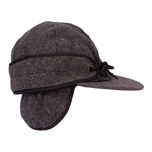 Wyoming Traders Mackenzie Wool Hat - Charcoal