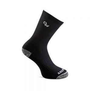 Old West Black Children's Crew Socks 3 Pack