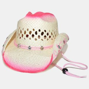 Pink Bling Children's Hat