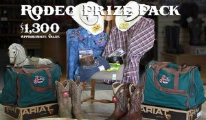Cloverdale Rodeo Prize Pack