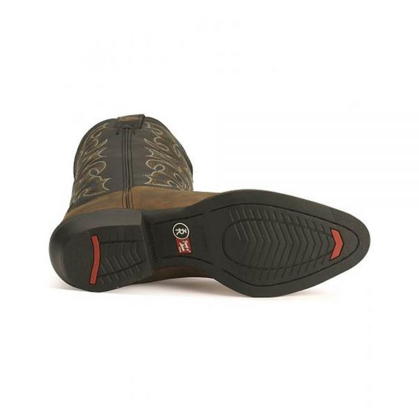 Tony Lama Mens 3R Western Cowboy Boots