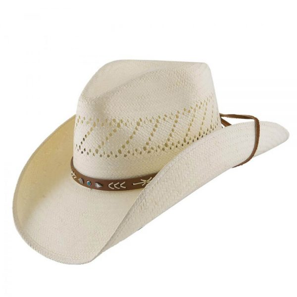 Sante Fe – Straw Cowboy Hat by Stetson