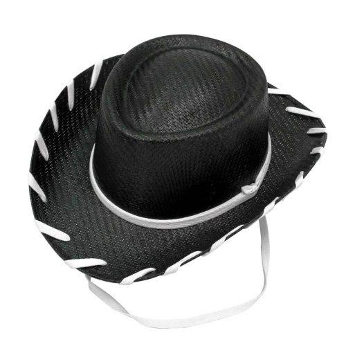 Twister Children's Black Woody Cowboy Hat