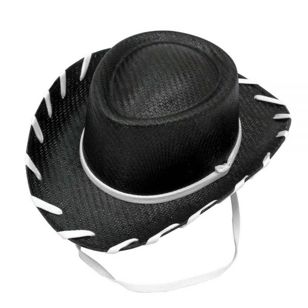 Twister Children's Black Woody Cowboy Hat