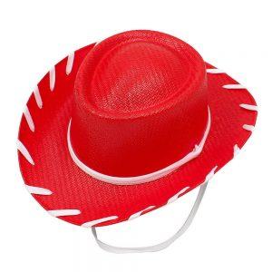 Twister Children's Red Woody Cowboy Hat