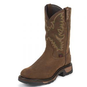 Tony Lama TW1018 Harlingen Pull On - Waterproof