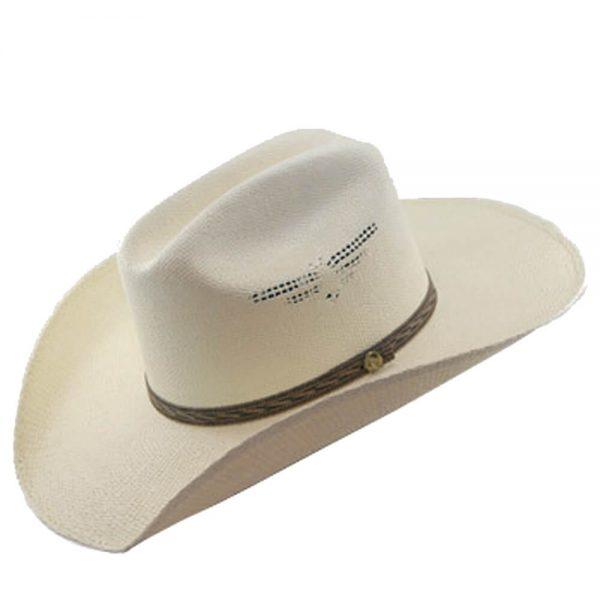 Western Southland Straw Cowboy Hat