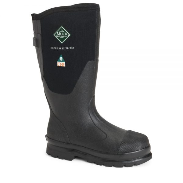 The Original Muck Boot - The Chore Steel Toe CSA